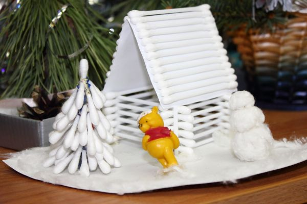 Photo of Поделки на тему зима в детский сад своими руками на конкурс: пошаговые фото
