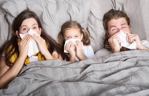 Photo of Первые признаки простуды – что делать, чтоб не разболеться взрослому и ребенку